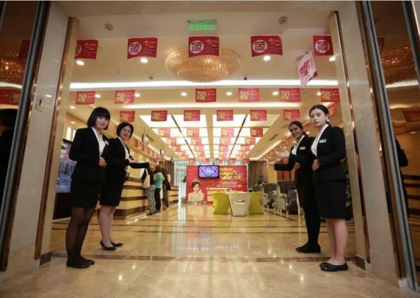 北京知音医疗美容门诊部环境图1
