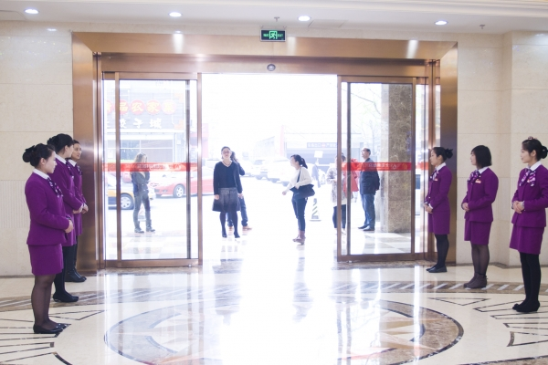 北京凤凰妇儿医院环境图2